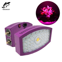 Geoeon 2019 New 1000W led plant growing lamp dimmable Indoor Hydroponic Greenhouse Led grow light full spectrum  grow light A539|Growing Lamps|Lights & Lighting -