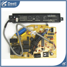 95% new good working for Chigo air conditioning computer board GM162CZ005-E motherboard ZGAE-84-3E display board 2pcs/set