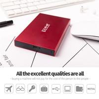 USB3.0 ноутбука HDD Desktop переносной Жесткий диск внешний жесткий диск 80G 120 GB 160 GB 250 GB 320 GB 500 GB 2,5