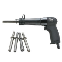 Pneumatic rivet gun plate rivet semi hollow / solid copper iron aluminum screw pressure riveter nail gun 1509 wo