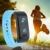 Moda UP8 Pulsera Inteligente Rastreador de Ejercicios Padometer Deportes Heart Rate Monitor de Sueño Pulsera de la pulsera Para IOS Android