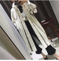 LVCHI 2016Noble fashion Best-selling fashion mink coats,Genuine Leather,Mandarin Collar,Warm white mink coat,women mink fur coat