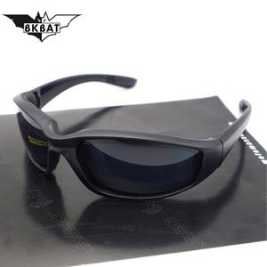 Motorcycle Glasses Army Polari