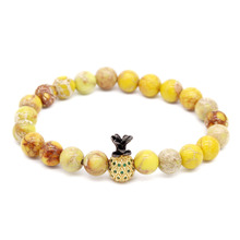 Pineapple Couple Bracelets