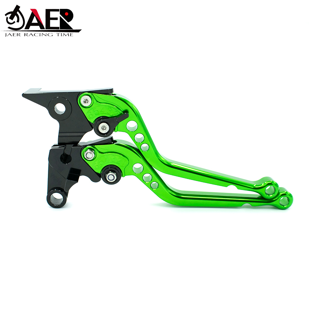 Image 4 - JEAR For Kawasaki Z300 Ninja 300R 2013 2014 2015 2016 2017 2018 CNC Motorcycle  Brakes Clutch Levers Top Quality-in Levers, Ropes & Cables from Automobiles & Motorcycles