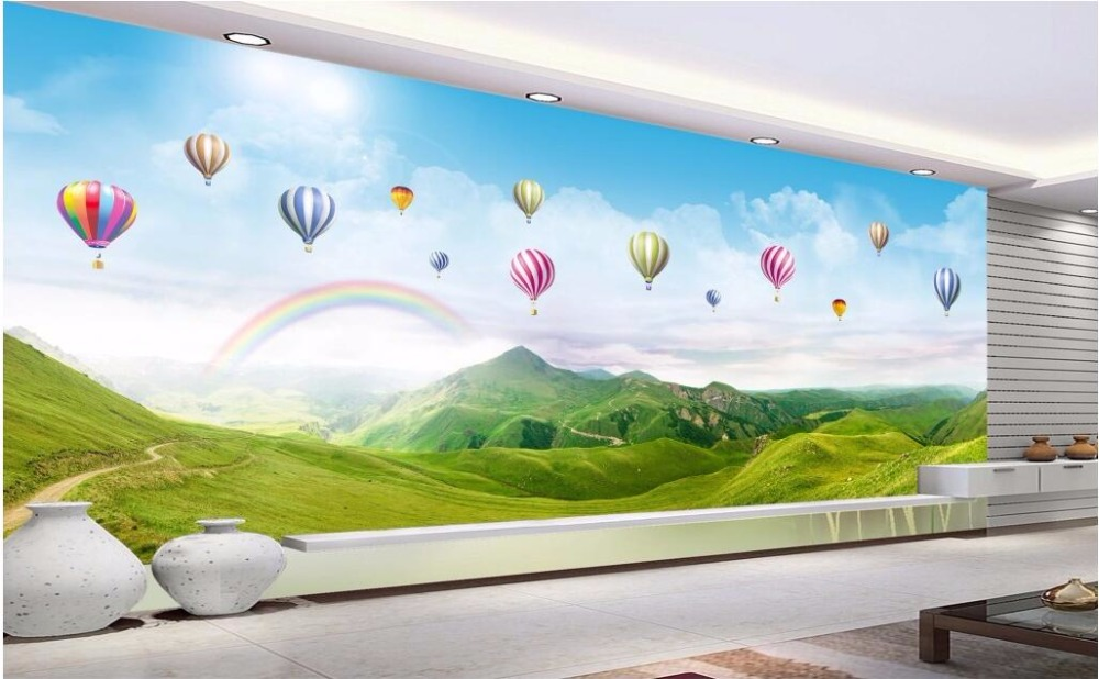 Buy custom mural photo 3d room wallpaper for 3d mural painting tutorial