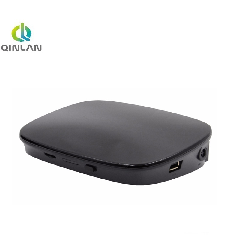 Thin Client FL600 Fanless Mini PC for WMS2012 WMS2016 with 3 USB port Support VGA and