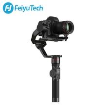 FeiyuTech AK2000 DSLR камера портативный стабилизатор с шарнирным механизмом с фокусным кольцом для sony Canon 5D Panasonic GH5 Nikon 5D 2,8 кг Полезная нагрузка