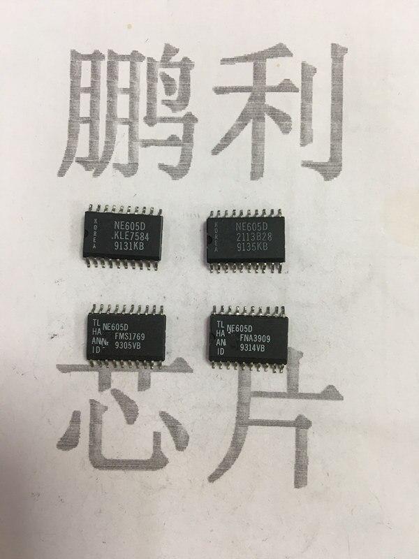 100% новый и оригинальный SA605D SA605 лучшее качество|Запасные части|   | АлиЭкспресс