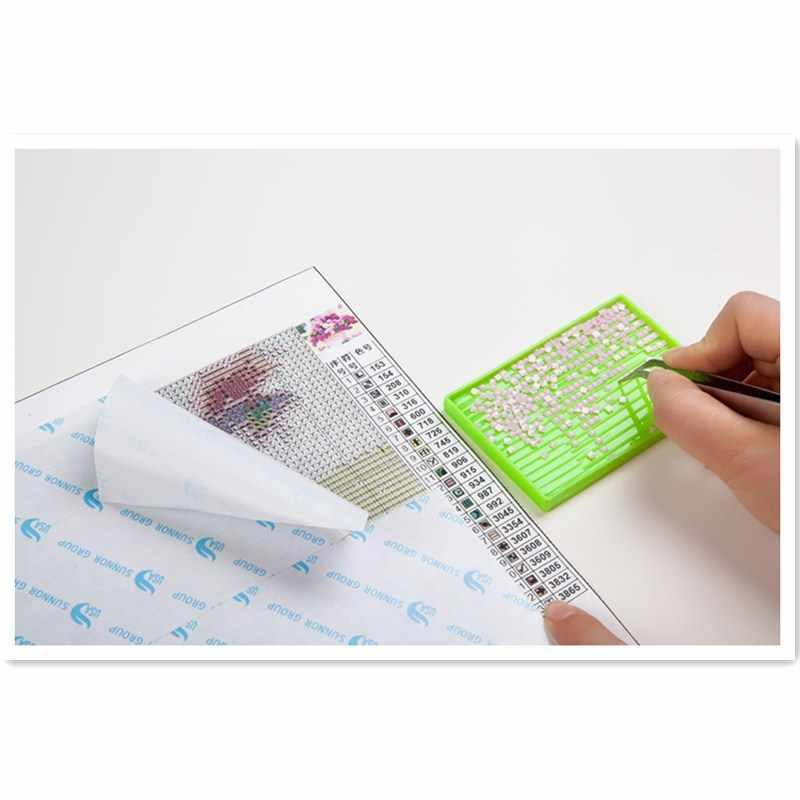 5D DIY cross-stitch diamentowa malowanie delfin zwierząt DIY diamenty haftowane mozaika nowy rok dekoracji XR2025