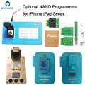 PHONEFIX Naviplus Pro3000S JC Pro1000S โทรศัพท์ NAND โปรแกรมเมอร์ HDD อ่านเขียนเครื่องมือสำหรับ iPhone X 8 8 PLUS 7 7P 6 6S 5 iPad