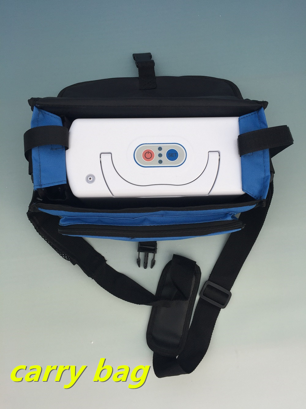3L min 29 purity battery use oxygen concentrator generator with carry bag car use oxygenation oxygen