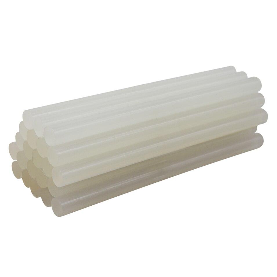 Free Shipping  Non-Toxic Transparent 11mm X190mm Hot Melt Glue Sticks For DIY