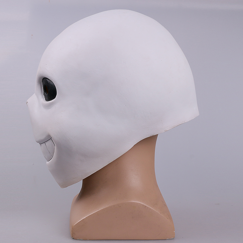 Full head Undertale Sans Latex Masks Cosplay Funny White Helmets Shores Of Halloween Party Fancy Christmas Balls (13)