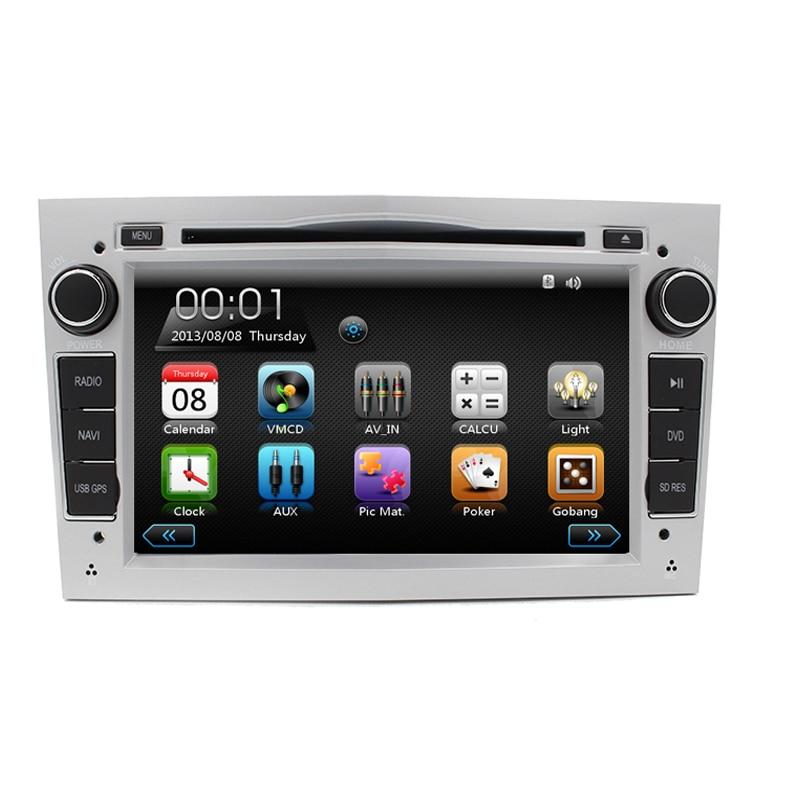 7 Touch Screen Auto Car DVD GPS System Player for Opel Corsa Astra Zafira Vectra Meriva