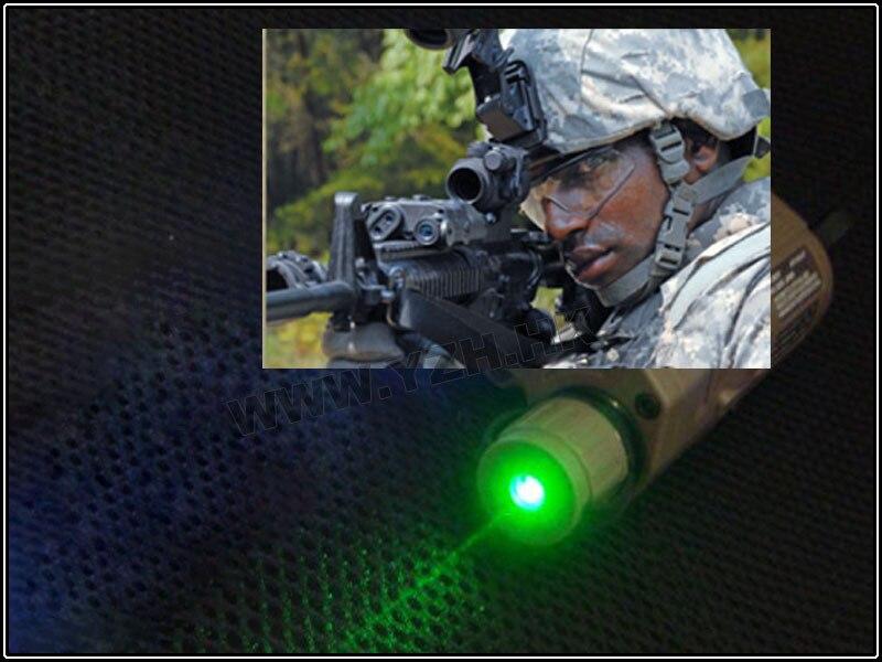 PEQ15 LA-5 Battery Case + green laser red laser BK battery cover