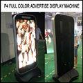 Todo full color PH4 vedio tela grande Em Grande Escala de Visualização, máquina de propaganda mostrar, HD led de tela de exibição