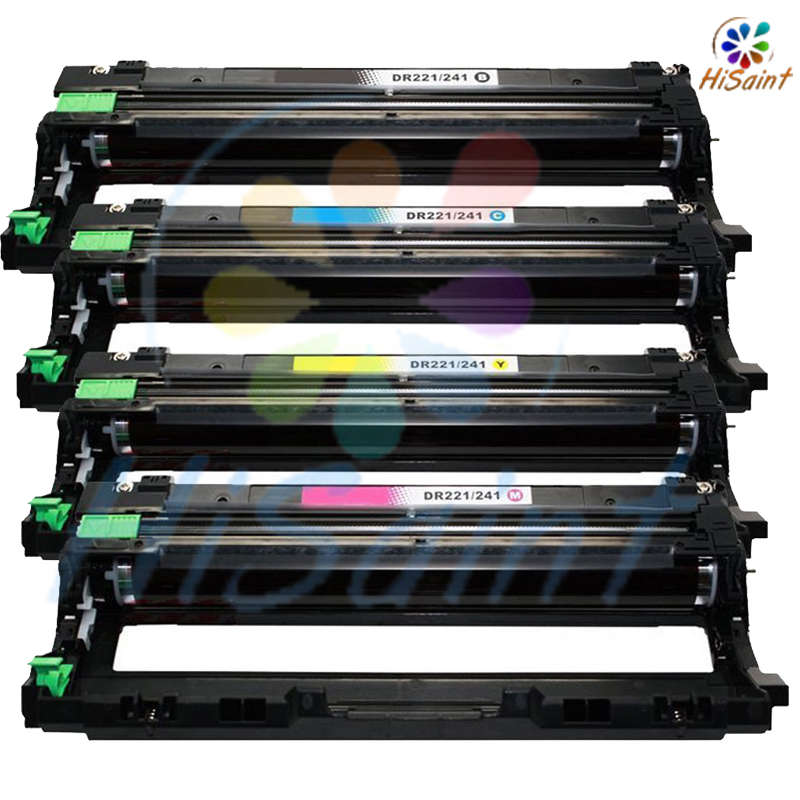Free shipping 2017 New [Hisaint] Compatible DR221BK Drum Cartridge For Brother MFC-9130CW HL-3140CW new arrivals hisaint hot compatible toner cartridge replacement for hp cc532a 304a yellow 1 pack special counter free shipping