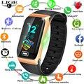 LIGE 2019 Новый умный Браслет пульсометр Монитор артериального давления фитнес-трекер Смарт-часы мужские и женские спортивные браслеты