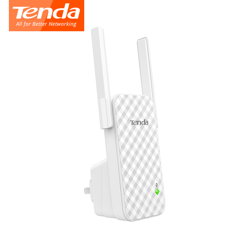 Tenda A9 Wifi Router Repeater Wireless Router 300Mpbs Wireless Range Extender Expander Signal Amplifier