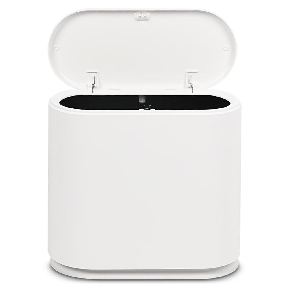 Tipo di pressione di Plastica Cestino Della Spazzatura Bin Rifiuti Spazzatura Pattumiera Per La Casa Cestino Bidoni e sacchi per rifiuti di Pulizia della Casa
