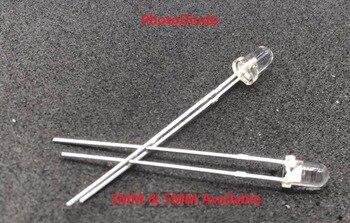 20 szt. 3MM fotodioda światłoczuła dioda fotosensorowa zdjęcie LED 5MM F3 F5