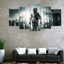 Decorative Painting Stalker 5 Piece HD Printed  Canvas Print Room Decor Poster Picture Art