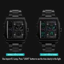 Skmei 50M Waterproof Multi-Functional Watch