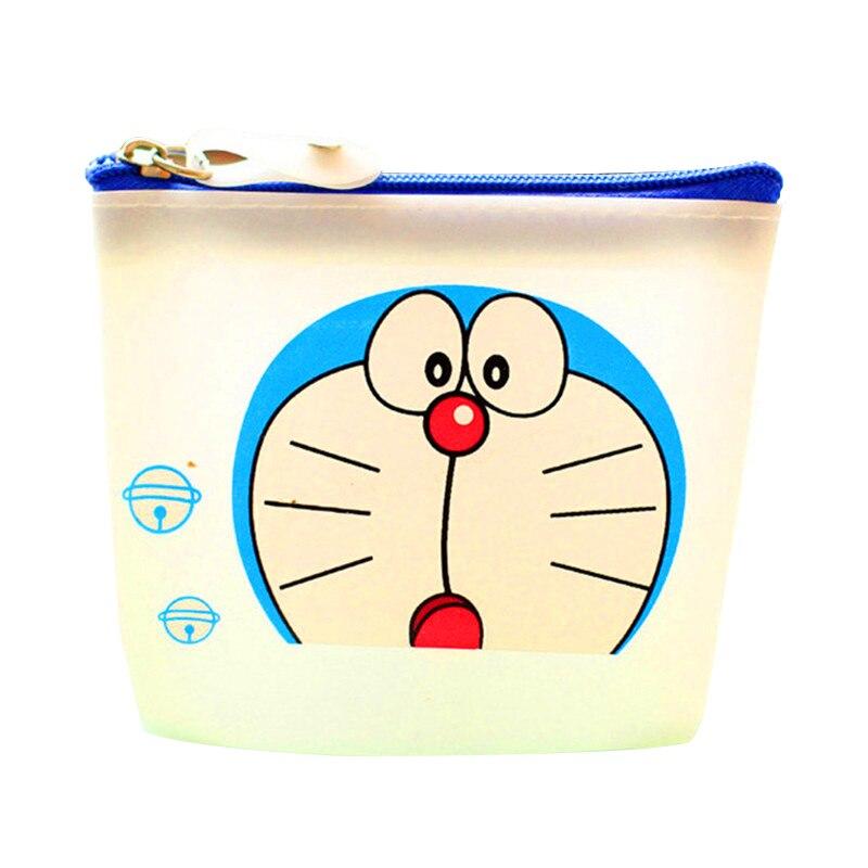 Hjcf оригинальный популярного мультфильма маленький симпатичные наушники сумки кошелек Чехол из искусственной кожи на молнии бумажник мини-...