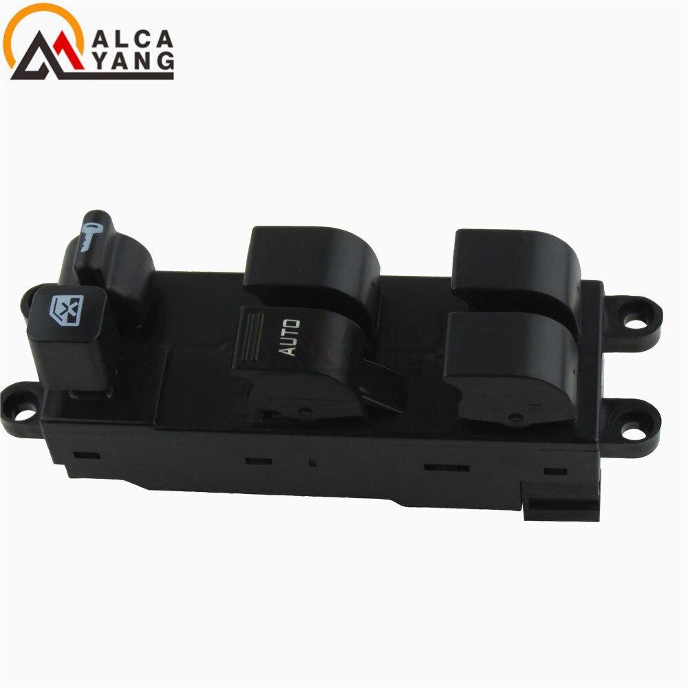 Power Window Master Control Switch # 25401-9E000 For Frontier Subaru Baja Sentra