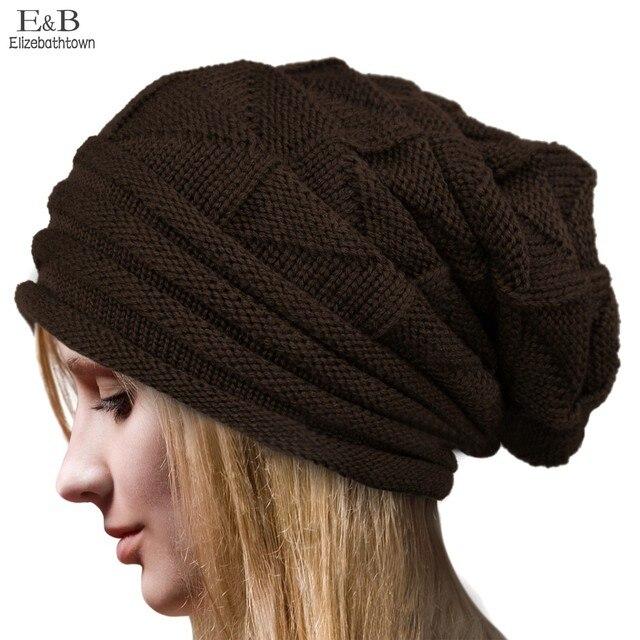 Estilo europeo Elegante Sombrero de Las Mujeres Otoño Invierno ...