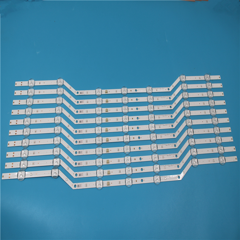 New original 5set 10pcs 7LED 620mm LED strip for Samsung UE32J5000 V5DN 320SM1 R2 2015 SVS32