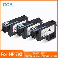 ل HP 792 رأس الطباعة CN702A CN703A CN704A اللاتكس طباعة رئيس ل طابعة تصميم إتش بي L26100 L26500 L26800 اللاتكس 210 260 280 طابعة