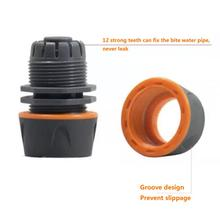 Quick Connector Valve with Water Tap Splitter Hose Extension Irrigation Agriculture