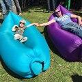 Saco de Dormir Para Acampar al aire libre Inflable Rápido Multicolor Aire Mattess Sofá Portátil Nylon Playa laybag Sofá