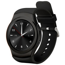 Hot sale Round Bluetooth Smart Watch Sport Smartwatch SIM Card Heart Rate Monitor for 4S 5S