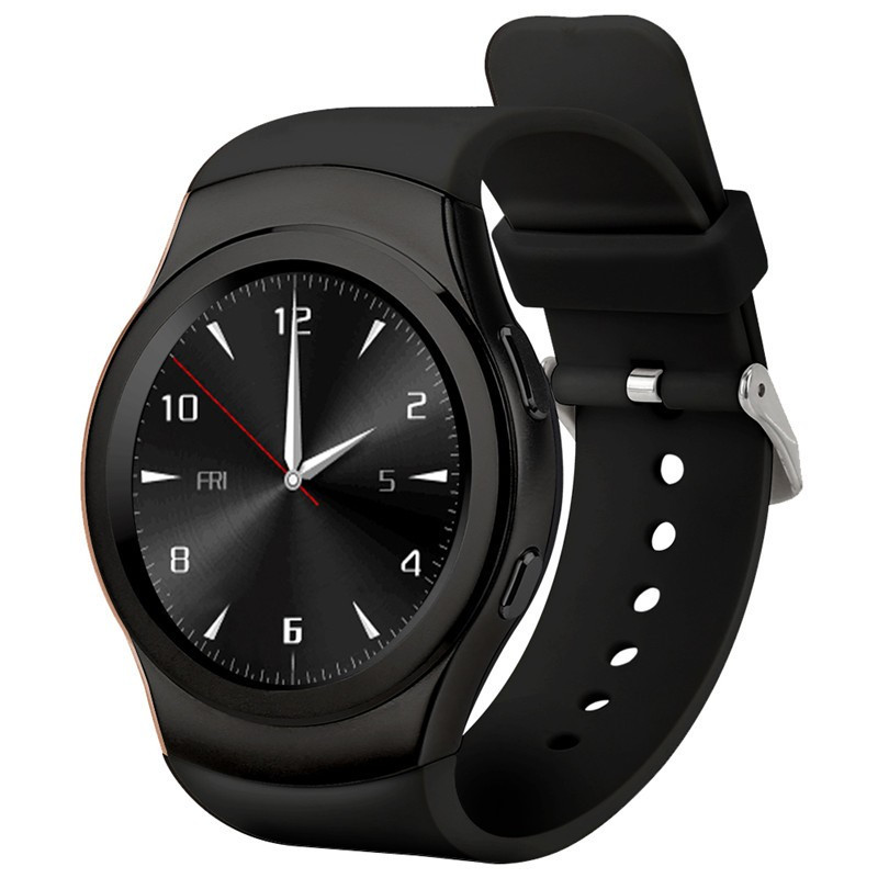 Hot sale Round Bluetooth Smart Watch Sport font b Smartwatch b font SIM Card Heart Rate
