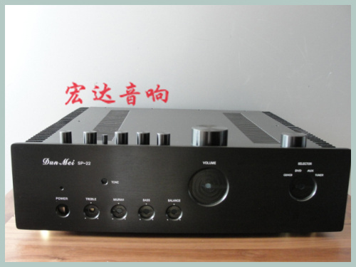 ФОТО case size:435*390 *115mm SP22 Full aluminum Power amplifier chassis / transistor amplifier chassis / AMP case Enclosure /DIY BOX