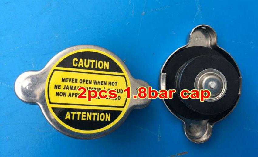 Radiator cap 1.8 bar