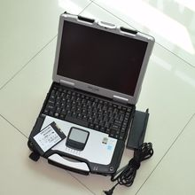 For bmw diagnostic software icom a2 a3 next ssd 480gb super with laptop cf30 with battery