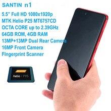 SANTIN Telefonu n1 16MP 5.5