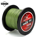 500M SeaKnight Brand Tri-Poseidon Series Super Strong Japan Multifilament PE Braided Fishing Line 8 10 20 30 40 60LB