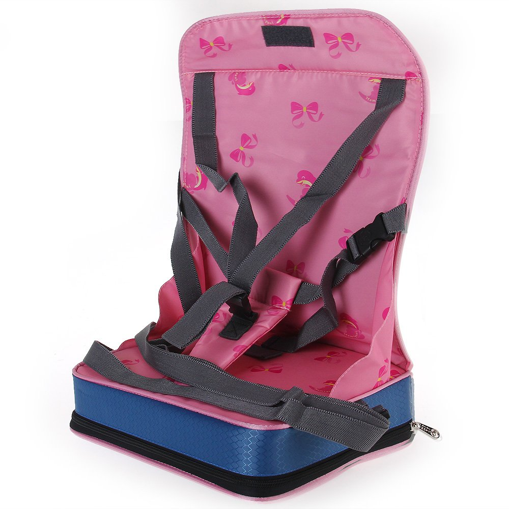 Cushion Cover High Chair Nomad Seat Harness Security Meal For Baby Dining Chair For Baby Portable