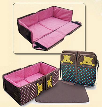 bed bed nappy bag portable folding bed child bassinet box moises para bebe cuna de viaje with cunas y camas para bebes