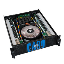Power amplifier professional after-stage pure power amplifier CA30-50/2-1500-1650W 3U Two channels