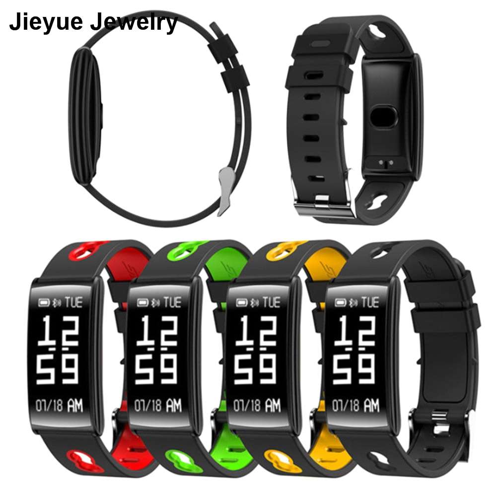 Smart Wristband HM68 Ip67 Waterproof Watches Blood Pressure Heart Rate Activity Tracker Wearable Devices For Android IOS mio fuse heart rate training activity tracker
