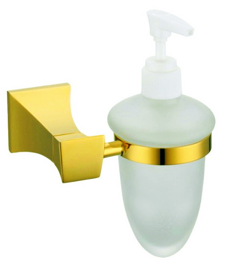 Free shipping brass antique soap dispenser holder, liquid soap dispenser, bathroom fittings,bathroom accessories GB011a