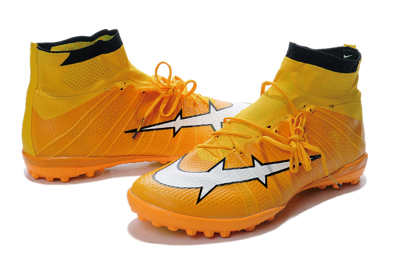 Aliexpress.com : Buy 2015 new men high ankle indoor football boots ...