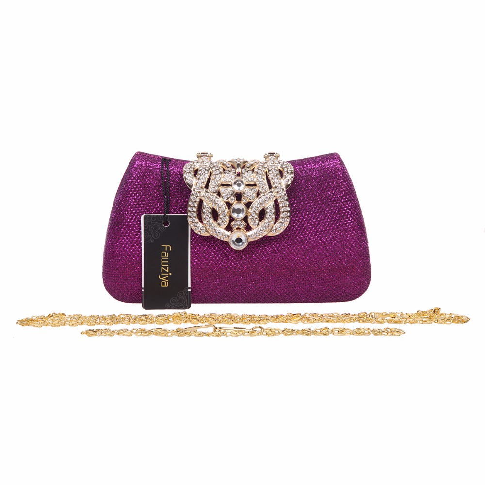 Fawziya Crown Clutches For Women Evening Glitter Box Clutch Purses-in  Top-Handle Bags from Luggage   Bags on Aliexpress.com  cf94073beae4