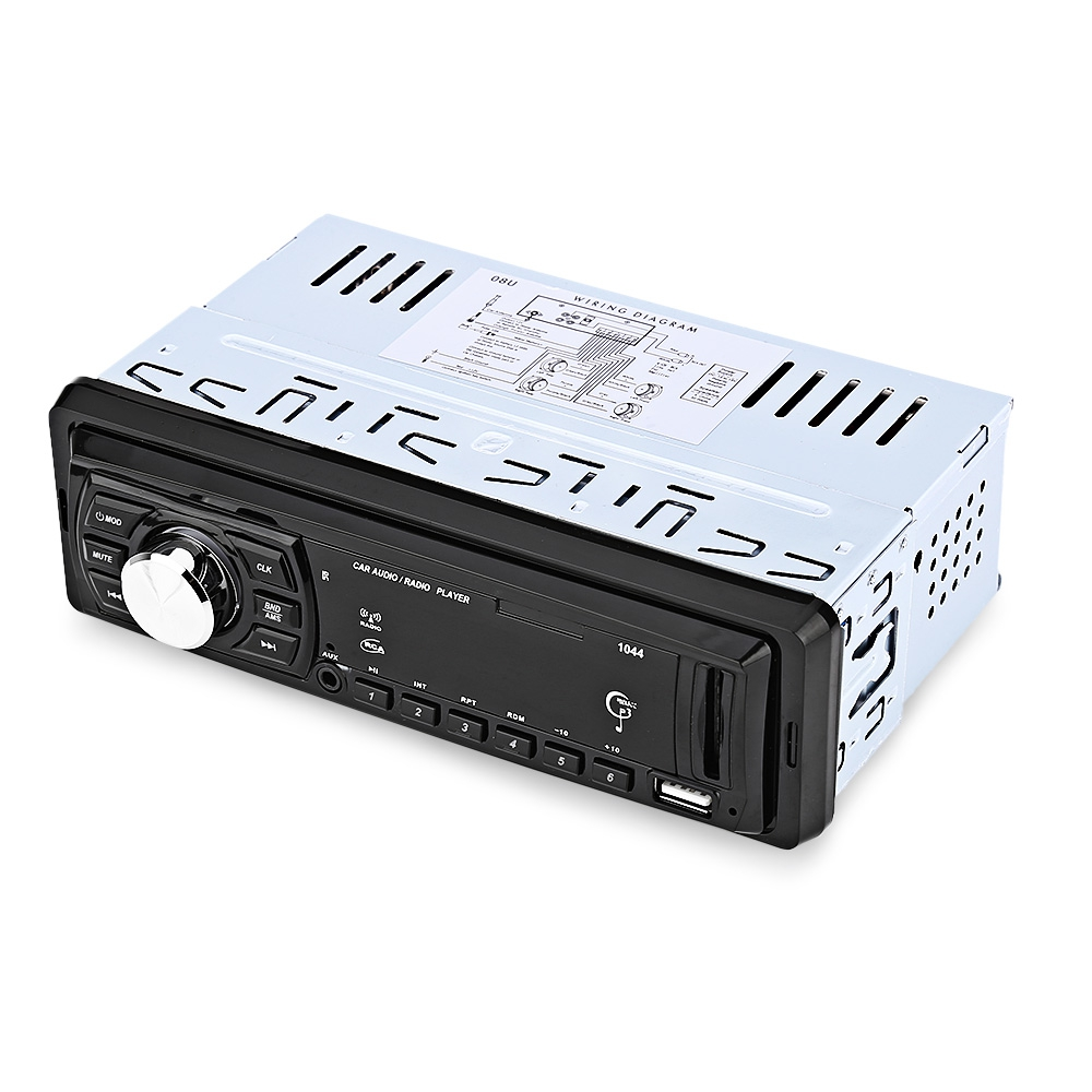 1044 универсальный 1 дин радио 1din